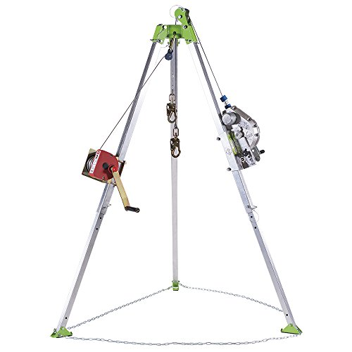 (Peakworks Fall Protection Confined Space Kits - Tripod, Man Winch, SRL and Bag (Various Style Options))
