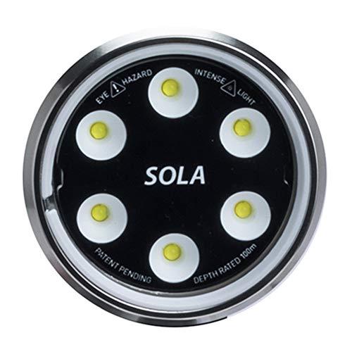 Amazon.com: Light & Motion SOLA Video 2000 F Underwater Video Light: Sports & Outdoors