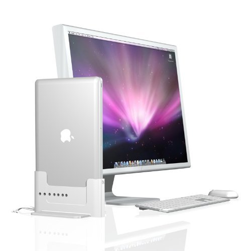 Vertical Dock for 13-inch MacBook Pro (non retina) - For older MacBook Pros released mid 2009 - October 2016 by Henge Docks by Henge Docks