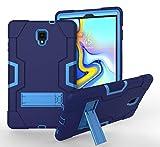 Galaxy Tab A 10.5 Case - UZER Heavy Duty Shockproof Anti-Slip Silicone High Impact Resistant Hybrid Three Layer Armor Protective Case Kickstand Samsung Galaxy Tab A 10.5