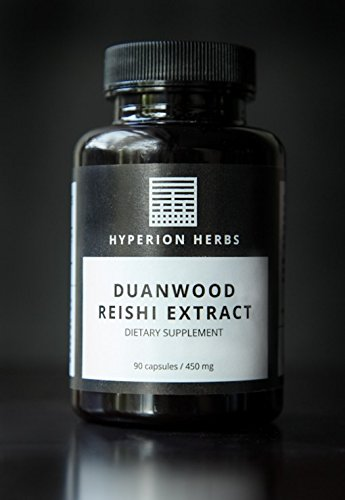 Hyperion Herbs - Duanwood Reishi Extract - 90 Capsules