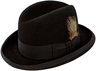 product image for Stetson Fur Felt Homburg Hat