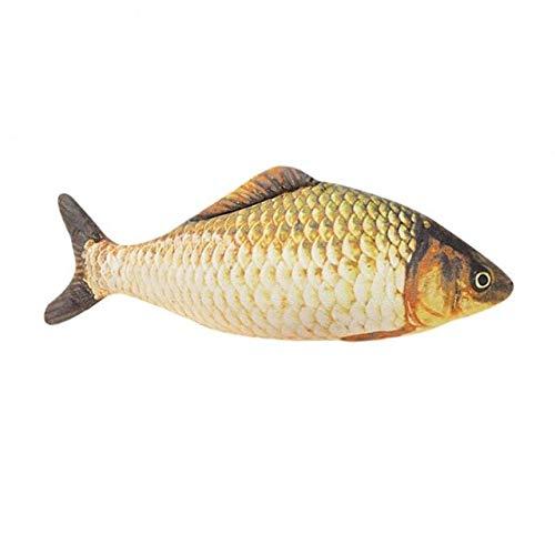 DishyKooker - Cojín de Peluche con Forma de pez: Amazon.es ...