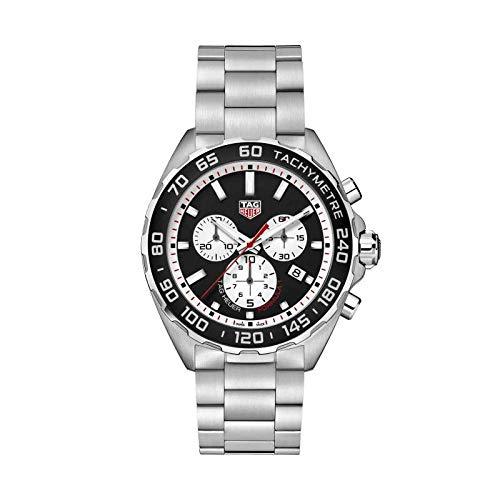 Reloj Tag Heuer Formula 1 - Chrono cuarzo Ref. caz101e.ba0842: Amazon.es: Relojes