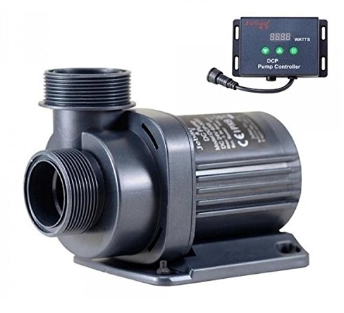 Jebao DCP-10000 80W Submersible Pump with Controller, 2642 GPH by Jebao