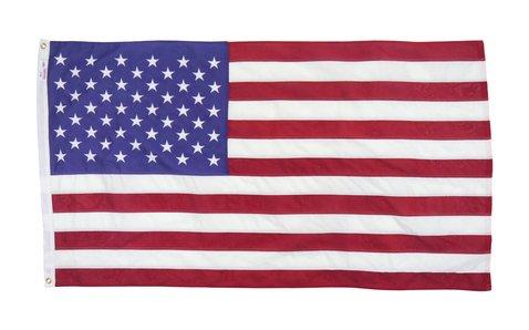 4' x 6' Cotton US Flag