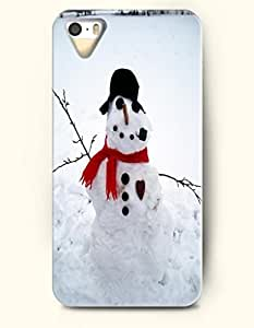 OOFIT iPhone 4 4s Case - Snowman Dance