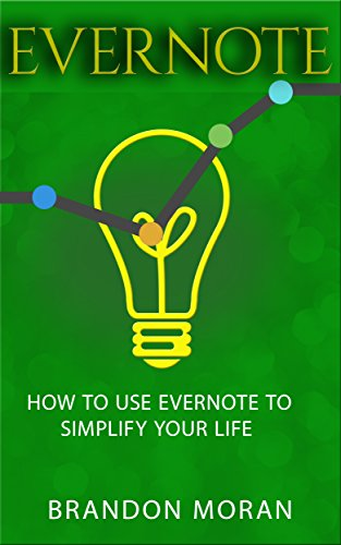 Evernote Simplify Essentials Organizing Productivity ebook product image