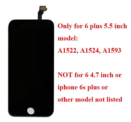 IPHONE 6 PLUS MODEL A1524 VS A1522