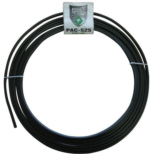 Poly-Armour PVF Steel Brake Line Coil - 5/16