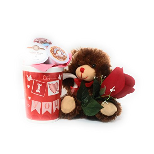 Valentines Day Themed Coffee Gift For K-Cup Coffee Lovers