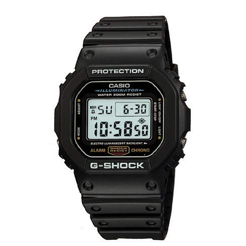Used, Casio Men's G-Shock Classic Digital Watch (Black) for sale  Delivered anywhere in USA