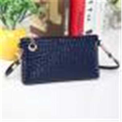 Handbag Leather Clutch Messenger Women Cross B Imitation Shoulder Yuan Crocodile body wAzCxq