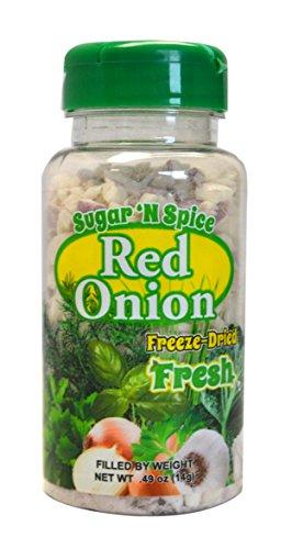 (Freeze-Dried Red Onion)
