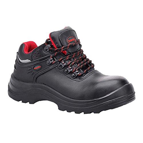 Paredes Rouge Brea Chaussures SP5026 NE44 de sécurité Taille S3 44 II Noir rqrUPWTE