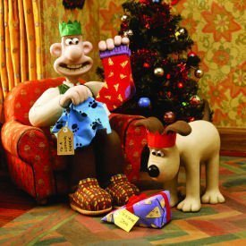 Wallace and Gromit 20 Charity Christmas Cards 2014: Amazon.co.uk ...