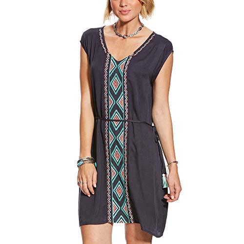 ARIAT Women's Mirage Dress Odyssey Grey Size ()