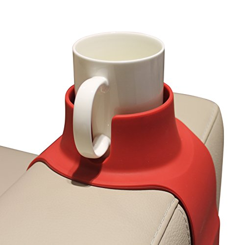 CouchCoaster - The ultimate drink holder for your sofa, Rosso Red - Coaster Furniture Recliner