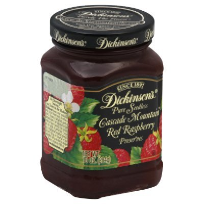 Dickinson's Prsvr, Sdls, Red Rasp, 10-Ounce (Pack of 6)