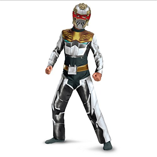 Power Rangers Megaforce Robo Knight Child Costume