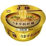 マルちゃん正麺 カップ うま辛担担麺 120g×12個
