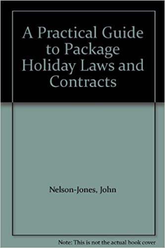 A Practical Guide to Package Holiday Laws and Contracts