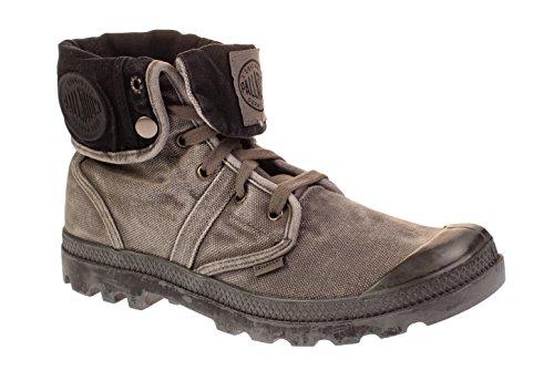Palladium Us Baggy, Sneaker a Collo Alto Unisex – Adulto Grey