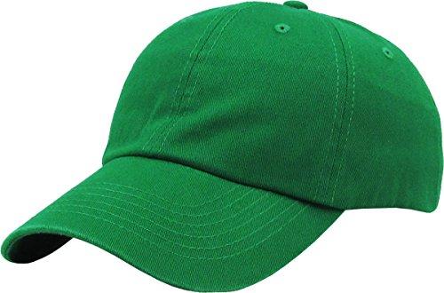 Green Adjustable Hat - 6