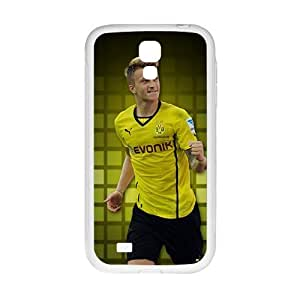 Cool painting Marco Reus Brand New And Custom Hard Case Cover Protector For Samsung Galaxy S4