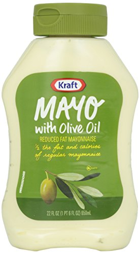 Kraft Mayonnaise With Olive Oil  22 Oz