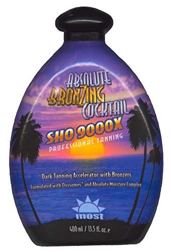 - 2008 SHO 9000x Absolute Bronzing Cocktail 13.5 Oz by Most by Most