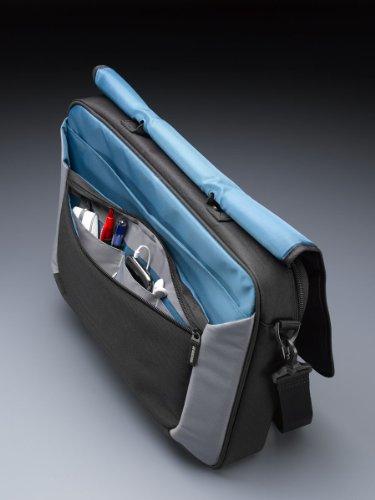 """Case Logic VNM-217 17"""" Briefcase Black notebook case - notebook cases (43.2 cm (17""""), Briefcase, Black, Nylon, 745 g, 43.2 cm (17""""))"""