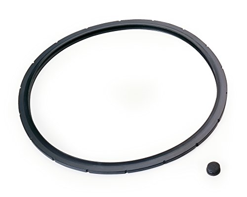 Presto 09936 Pressure Cooker Sealing Ring/Overpressure Plug Pack (Part Cooker Pressure)