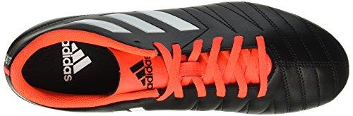 adidas Copaletto Fxg, Botas de Fútbol para Hombre Negro - Schwarz (schwarz/Weiß/Rot)