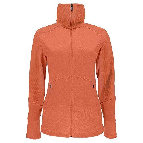 Women's Weight Stryke Coral Light Bandita Full Spyder Jacket Zip Coral FRwqAZd