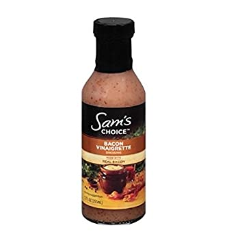 Sams Choice Bacon Vinaigrette Dressing, 12 fl oz