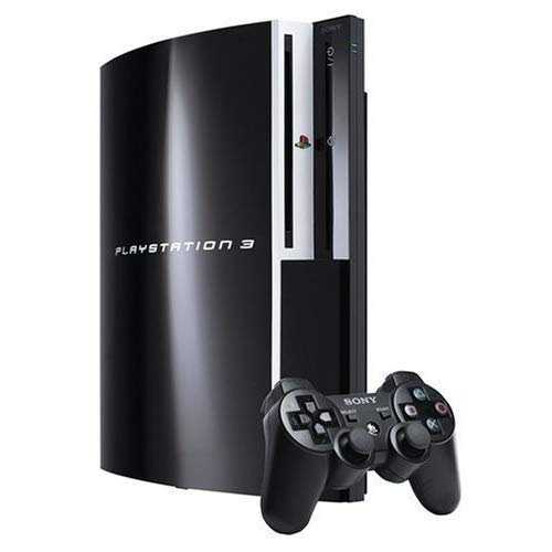 Sony PlayStation 3 - 80GB System (Renewed)