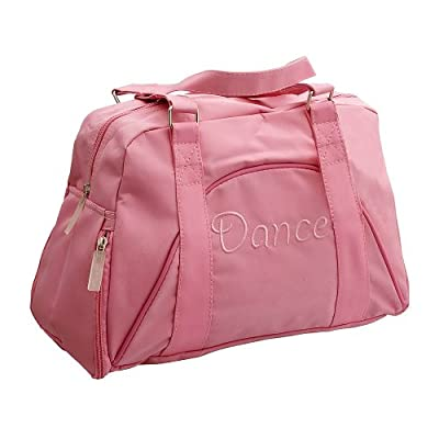 Capezio PINK B46C Childrens Dance Bag - top-handle-bags