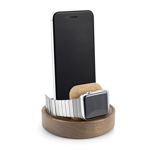 Material Dock - A combination charging dock for iPhone and Apple Watch by Studio Neat (Image #1)