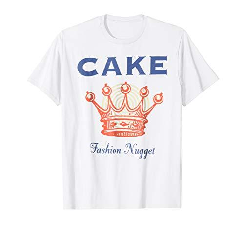 - Cake T Shirt Fashion Nugget For Men Women Kids King