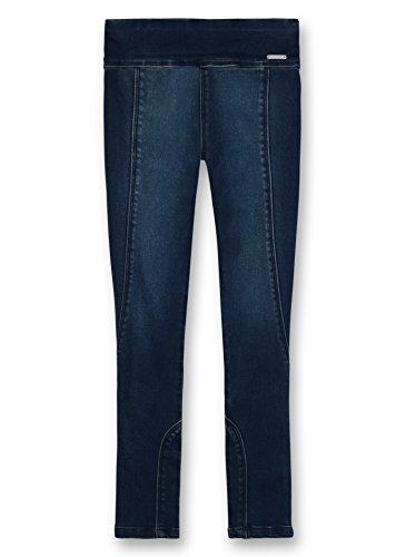 GEORGE GINA & LUCY GIRLS Trouser Woven, Pantalones para Niñas Azul (Blue Denim 9266.0)