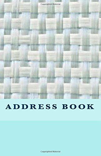 Read Online ADDRESSBOOK - Fabric Weave ebook