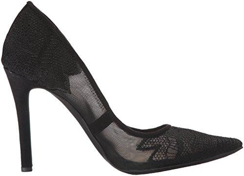 Black Women's Simpson Camba Dress Fancy Jessica Sheer Pump Black Y7qCRnaS