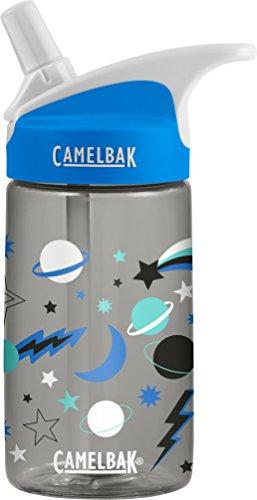 CamelBak Eddy Kids Water Bottle, Planets, .4 L