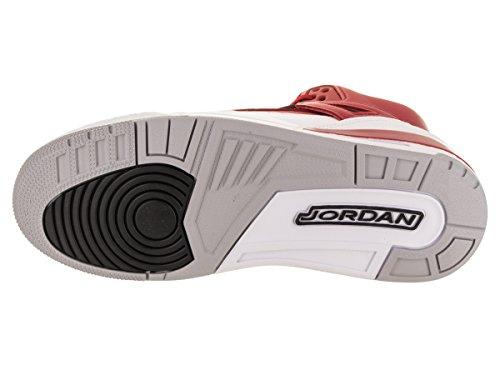 Jordan Pelle Bianco Spizike Uomo Alte Uomo Jordan Mesh Sneakers qwfw1a