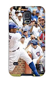 chicago cubs MLB Sports & Colleges best Samsung Galaxy S5 cases