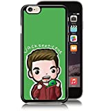 Jacksepticeye Vloger Bloger Youtube case cover for iPhone 4/4S 5/5S/5C 6/6+/6S/6S+ (iPhone 5c)