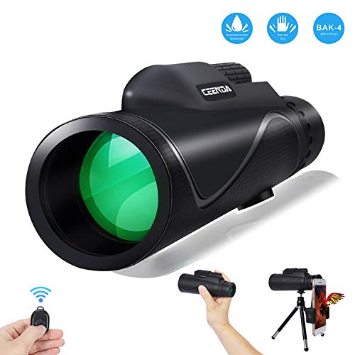 CEENDA Monocular Telescope12X50 High
