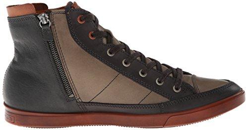 Ecco Ecco Collin - Low cut Sneaker - moonless grau - 53573458616 - Botas para hombre gris - gris