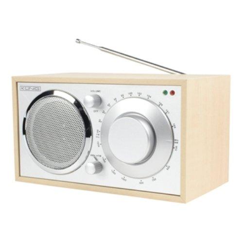 Koenig HAV-TR13 Radio da tavolo König HAV-TR13UK radioDAB stileretrò